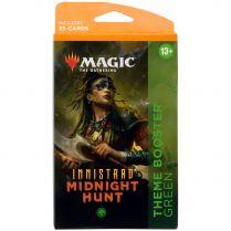 MTG. Innistrad: Midnight Hunt. Green Theme Booster