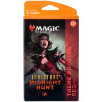 MTG. Innistrad: Midnight Hunt. Red Theme Booster
