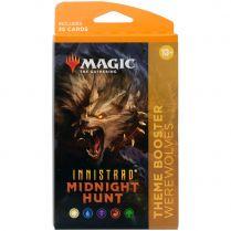 MTG. Innistrad: Midnight Hunt. Werewolves Theme Booster