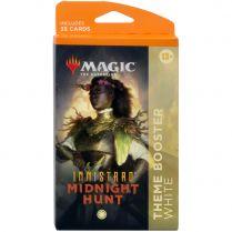 MTG. Innistrad: Midnight Hunt. White Theme Booster