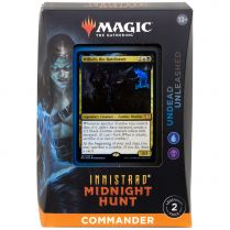 MTG. Innistrad: Midnight Hunt. Commander: Undead Unleashed