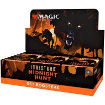 MTG. Innistrad: Midnight Hunt. Set Booster Display