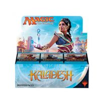 Magic. Kaladesh - дисплей бустеров на английском языке