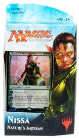 Magic. Kaladesh: Nissa Nature's Artisan