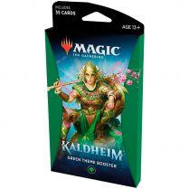 MTG. Kaldheim: Green – тематический бустер на английском языке
