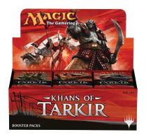 Magic. Khans Of Tarkir - дисплей бустеров