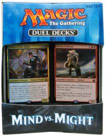 Magic. Дуэльный набор Mind vs Might