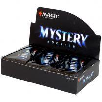 MTG. Mystery - дисплей бустеров на английском языке