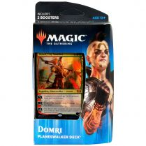 Magic. Ravnica Allegiance: Domri, City Smasher