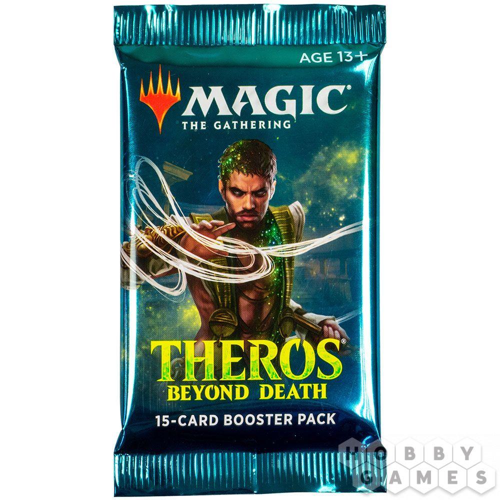MTG. Theros Beyond Death - бустер на английском языке | Купить настольную игру в магазинах Hobby Games