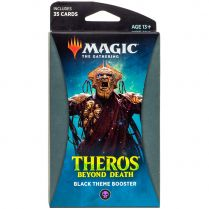 MTG. Theros Beyond Death Black Theme Booster