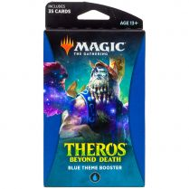 Magic. Theros Beyond Death Blue Theme Booster