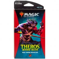 Magic. Theros Beyond Death Red Theme Booster