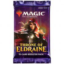 MTG. Throne of Eldraine - бустер на английском языке