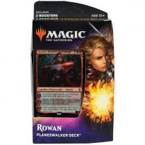 Magic. Throne of Eldraine: Rowan