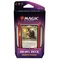 MTG. Throne of Eldraine Brawl Deck: Knight's Charge