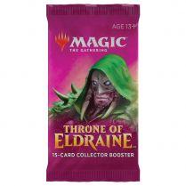 MTG. Throne of Eldraine - коллекционный бустер на английском языке