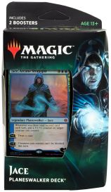 Magic. War of the Spark: Jace на английском языке