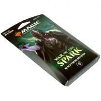 Magic. War of the Spark Black Theme Booster