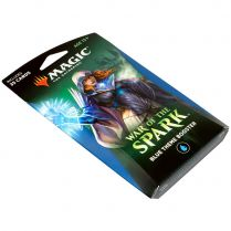 Magic. War of the Spark Blue Theme Booster