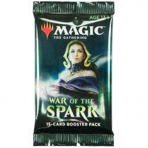 MTG. War of the Spark - бустер на английском языке