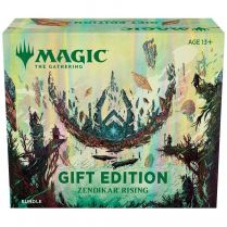 MTG. Zendikar Rising Bundle Gift Edition