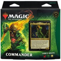 MTG. Zendikar Rising Commander: Land's Wrath