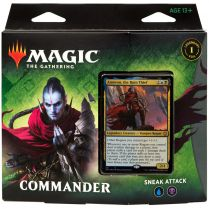 MTG. Zendikar Rising Commander: Sneak Attack