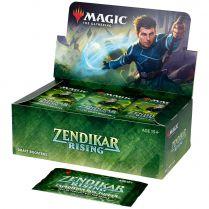 MTG. Zendikar Rising - дисплей драфт-бустеров на английском языке