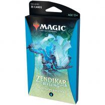 MTG. Zendikar Rising: Blue - тематический бустер на английском языке