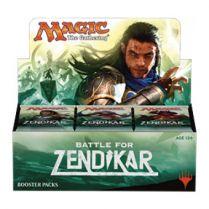 Magic. Battle for Zendikar - дисплей бустеров