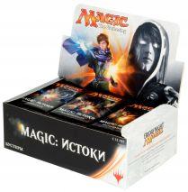 Magic. Истоки - дисплей бустеров