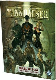 The Tannhauser: Revised Edition Rulebook
