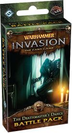 Warhammer. Invasion LCG: The Deathmaster's Dance Battle Pack