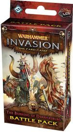Warhammer Invasion LCG: The Burning of Derricksburg (уценка)