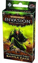 Warhammer. Invasion LCG: The Skavenblight Threat Battle Pack