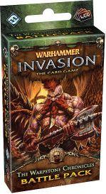 Warhammer. Invasion LCG: The Warpstone Chronicles Battle Pack