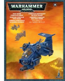 Space Marine Stormtalon Gunship