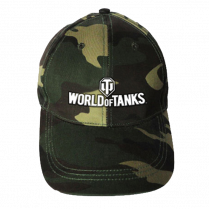Бейсболка World of Tanks (хаки)