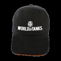 Бейсболка World of Tanks (серая)