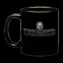 Керамическая кружка «Лого World of Tanks»