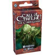 Call of Cthulhu LCG: Murmurs of Evil