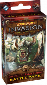 Warhammer Invasion LCG: The Fall of Karak Grimaz (уценка)