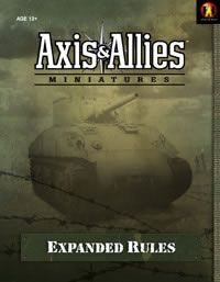 Axis&Allies Miniatures: Expanded Rules Guide