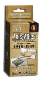 Axis&Allies Miniatures: North Africa 1940-1943: Бустер