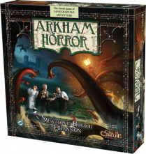 Arkham Horror: Miscatonic Horror expansion