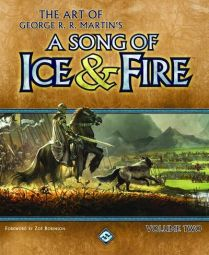 The Art of George R.R. Martin's A Song of Ice and Fire Vol 2