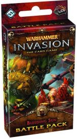 Warhammer. Invasion LCG: Bleeding Sun battle pack