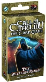 Call of Cthulhu LCG: The Shifting Sands