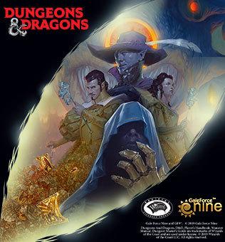 Dungeons & Dragons. Вотердип: Драконий куш